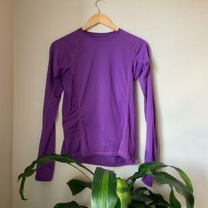🐙 2/25 MEC- dry fit long sleeves - thumbs holes